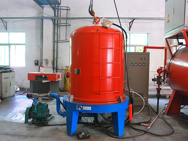 中瑞-真空离子渗氮炉